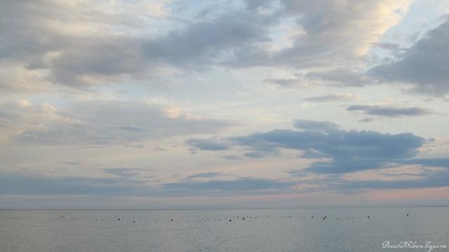 Облака. Детский лагерь Ласпи