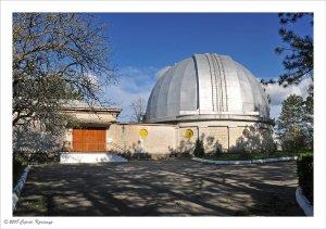 Поселок Научный. Бахчисарай