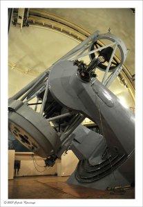 ZTSH - зеркальный телескоп Шайна. Самый большой в Украине